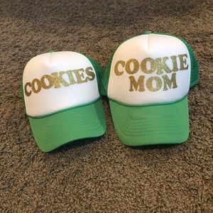 Accessories - Cookie hat for Girl Scout cookie season